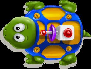 Beep the Turtle